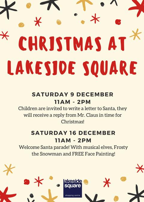 Lakeside Square Christmas 2017